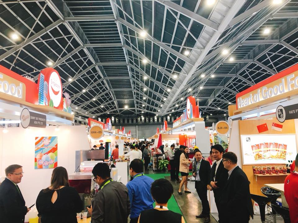 Alibaba singapore